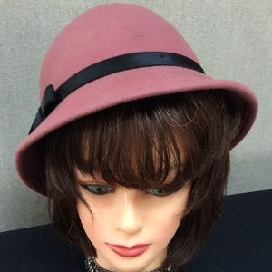 Lady Rachel Wool Hat ~ Made in Italy